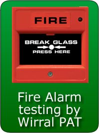 Fire Alarm Testing from Wirral PAT